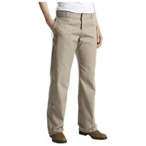 Amazing Curvy Fit Straight Leg Womenu0026#39;s Stretch Twill Pant - Walmart.com