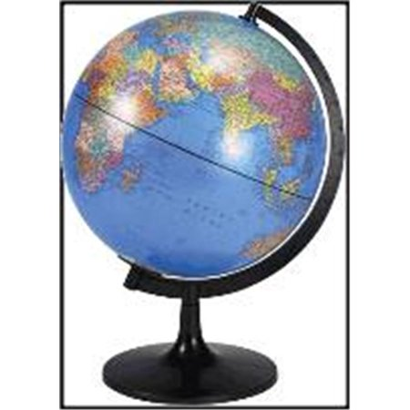Elenco EDU36899 11 Inch Desktop Political Globe