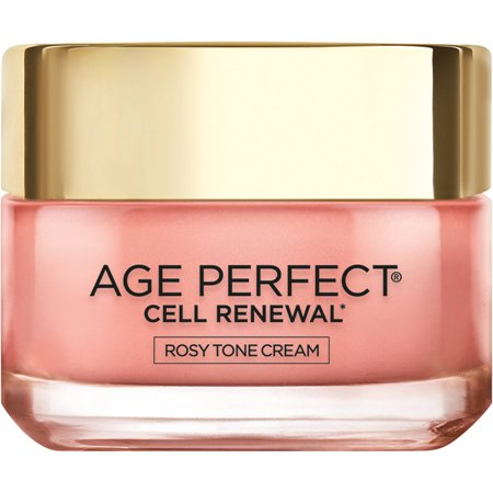 Loreal Paris Age Perfect Cell Renewal Rosy Tone Cream  1 7 Oz