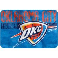 "NBA Oklahoma City Thunder 20"" x 30"" ""Worn Out"" Mat, 1 Each"