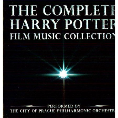 Comp Harry Potter Film Music Collection Soundtrack (Music D'halloween Le Film)