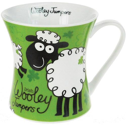 Dublin Gift Wooley Jumper Concave Mug