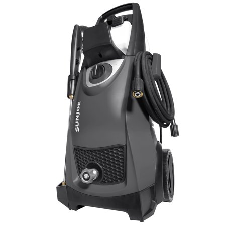 Sun Joe SPX3000-BLK Electric Pressure Washer | 2030 PSI | 1.76 GPM | 14.5-Amp | Black