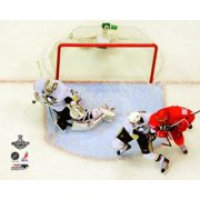 Marc-Andre Fleury Game 7 of the 2008-09 NHL Stanley Cup Finals Action by Photofile