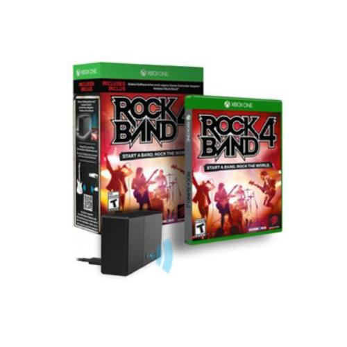 Rock Band 4 [xb1 Software And Includes Dongle] (Mad Catz)