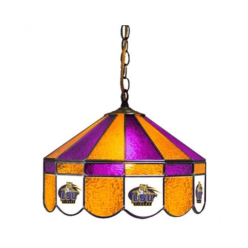 Wave 7 NCAA Wide Swag Hanging Lamp