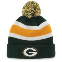 NFL Fan Favorite - Breakaway Beanie with Pom, Green Bay Packers