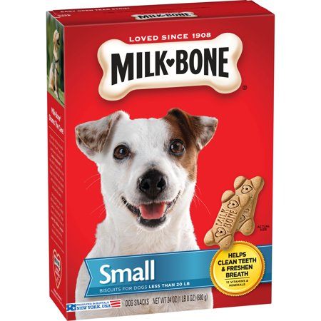 Milk-Bone Original Dog Biscuits - Small, (Bone China Dog)