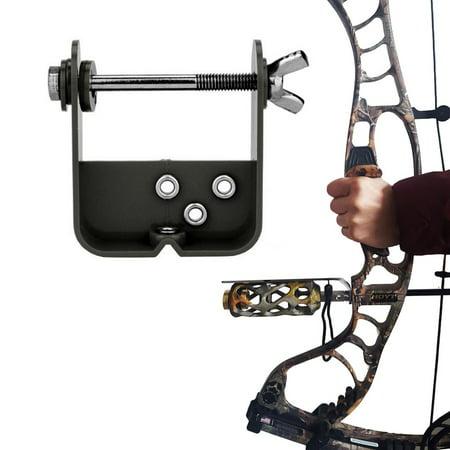 Recurve Bow Winder Around Stringer Mounchain Outdoor Recurve Bow Winder - image 5 de 6