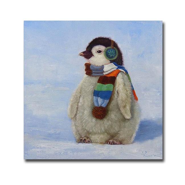 30 Below by Lucia Heffernan Premium Gallery-Wrapped Canvas Giclee Art - Ready-to-Hang, 30 x 30 x 1.5 in. - image 1 de 1