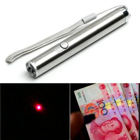 Multi Function Infrared Pointer Mini Flashlight UV Light 3-In-1 Flashlight Money Detector - image 7 de 9