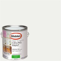 Product Image Glidden Ceiling Paint Grab N Go Pink To White Flat Finish