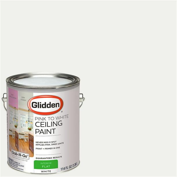 Glidden Ceiling Paint Grab N Go Pink