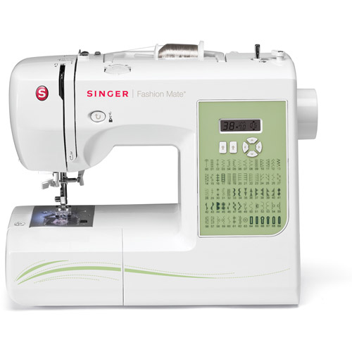Singer 7256 70-Stitch Fashion Mate Free-Arm Sewing Machine