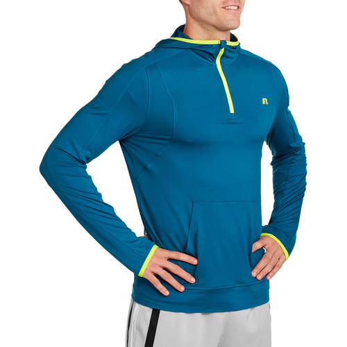 Russell Men's 1/4 Zip Fleece Pullover