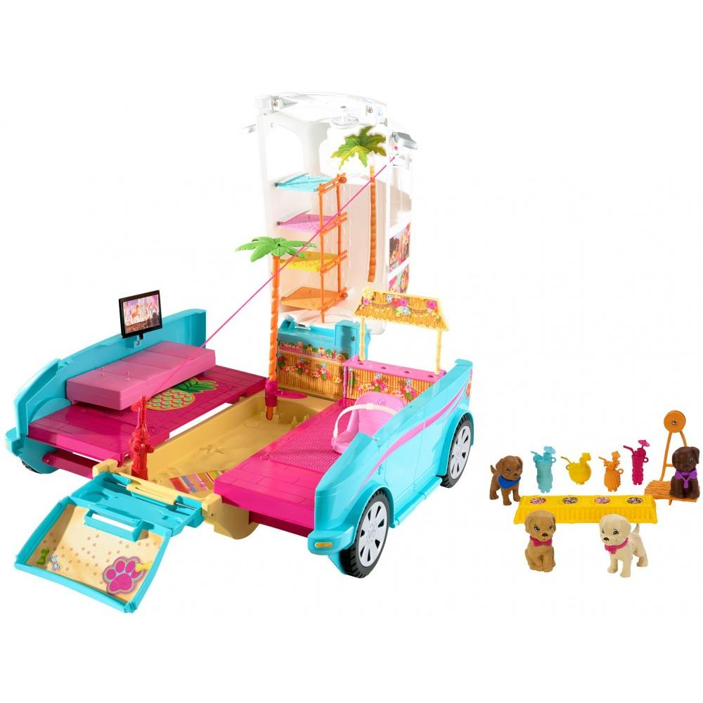 Barbie Ultimate Puppy Mobile by MATTEL INC.