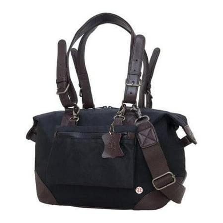 Token Bags Lafayette Waxed Duffel Bag Black One Size