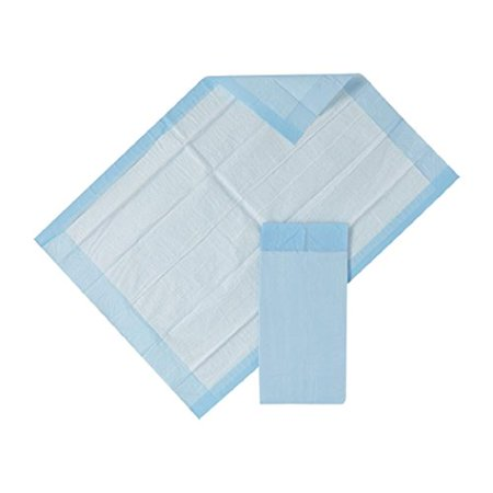 Cardinal Health Incontinence Underpads  30 X 30 Inch   1 Case Of 100