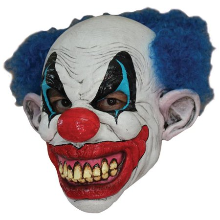 Morris Costumes TB26371 Puddles The Clown Latex Mask - Puddles The Clown