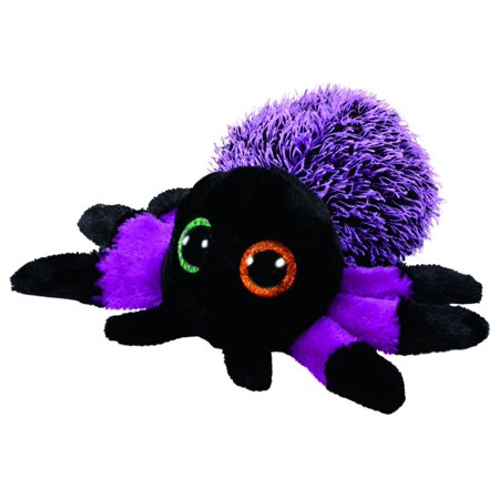 37248 Creeper the Purple Spider Boo By Ty Beanie - Toy Creeper