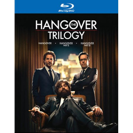 The Hangover Trilogy (Blu-ray) (Best Medicine To Take For Hangover)