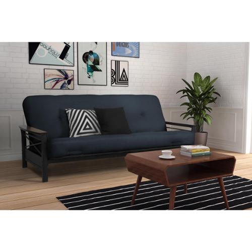 DHP Cobalt 6 inch Coil Futon Mattress by Dorel Home Products