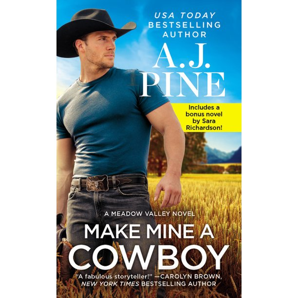 Meadow Valley: Make Mine a Cowboy : Two Full Books for the ...