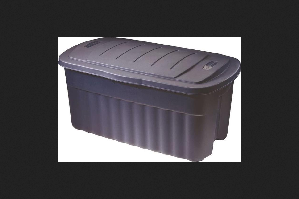 Newell Rubbermaid Home Fg2547Cpdim Storage Totes 40 Gal Roughneck  sc 1 st  Walmart & Newell Rubbermaid Home Fg2547Cpdim Storage Totes 40 Gal Roughneck ...