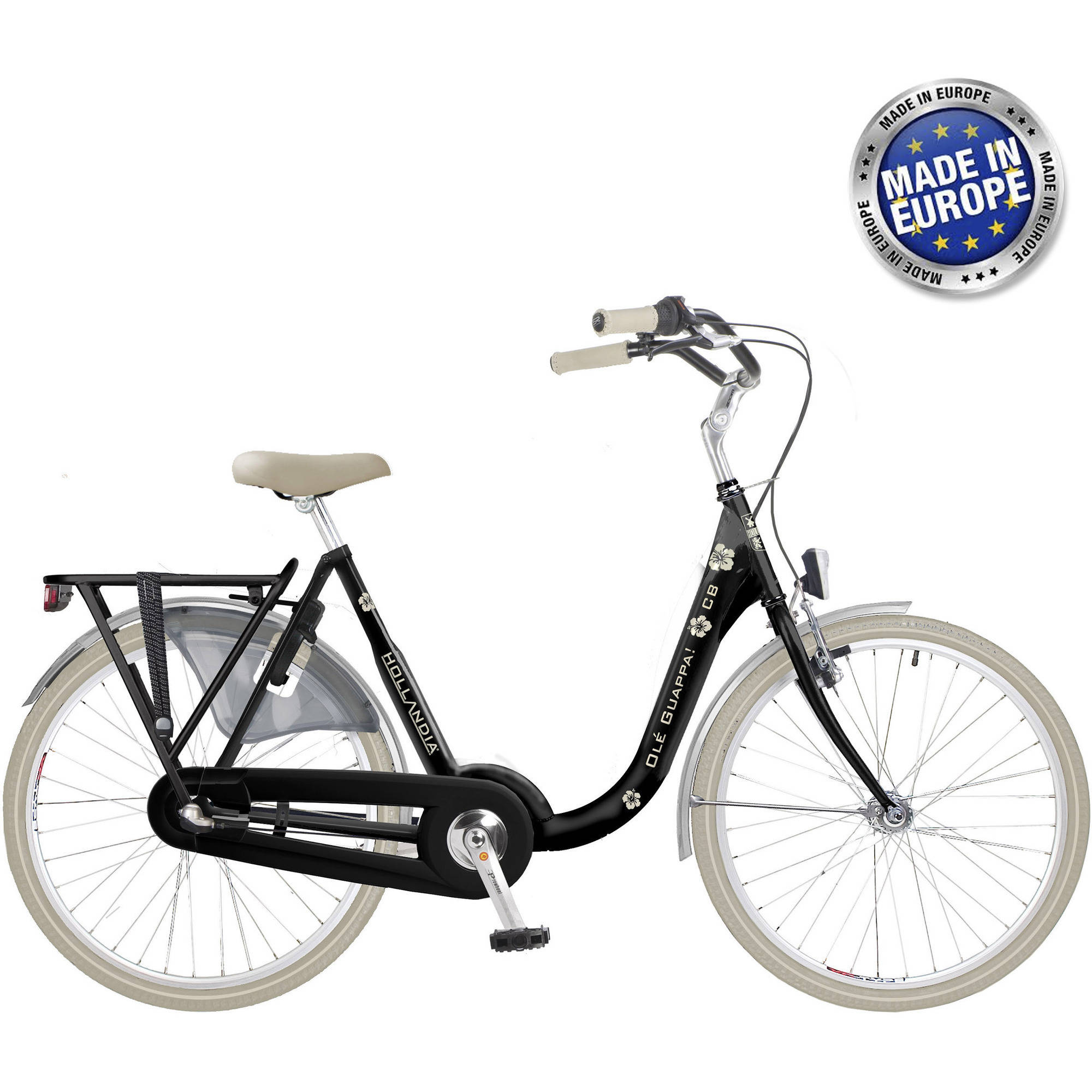 Hollandia Ole Guappa! 26 inch Commuter Dutch Bicycle