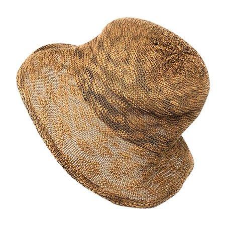 7d67a2ca9fb Nickanny s Packable Crusher Lightweight Kettle Shaped Sun Shade Beach Hat
