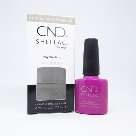 CND Prismatic Collection Summer 2019 Shellac Gel Nail Polish