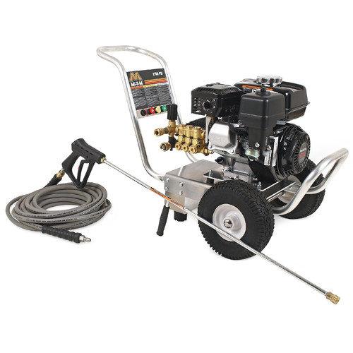 Mi-T-M CA Series 2700 PSI  6.5 HP Honda OHV Cold Water Gasoline Pressure Washer
