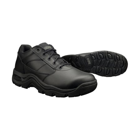 0ddef4b7f4 Magnum - Magnum Viper Low Slip Resistant Black Leather Work Shoes/Boots -  5230 - Walmart.com