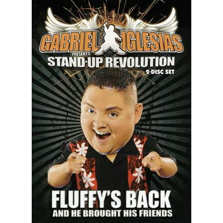 Gabriel Iglesias Presents: Stand-Up Revolution (DVD) (Gabriel Iglesias Halloween)