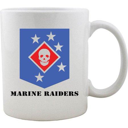 Marine Raiders 11oz. Coffee Mug
