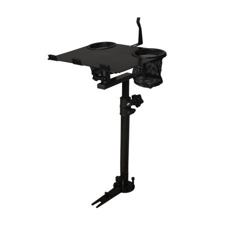 AA Products Car Laptop Mount Truck Vehicle Notebook Stand Holder With Non-Drilling Bracket (Drill Vehicle Laptop Mounts)