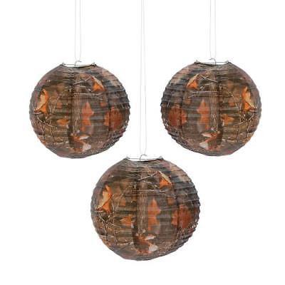 IN-13654840 Camouflage Paper Lanterns 1 Set(s)