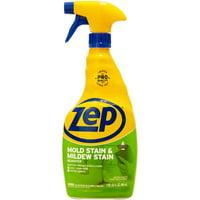 Zep, ZPEZUMILDEW32, No-Scrub Mildew Stain Remover with bleach, 1 Each, Blue