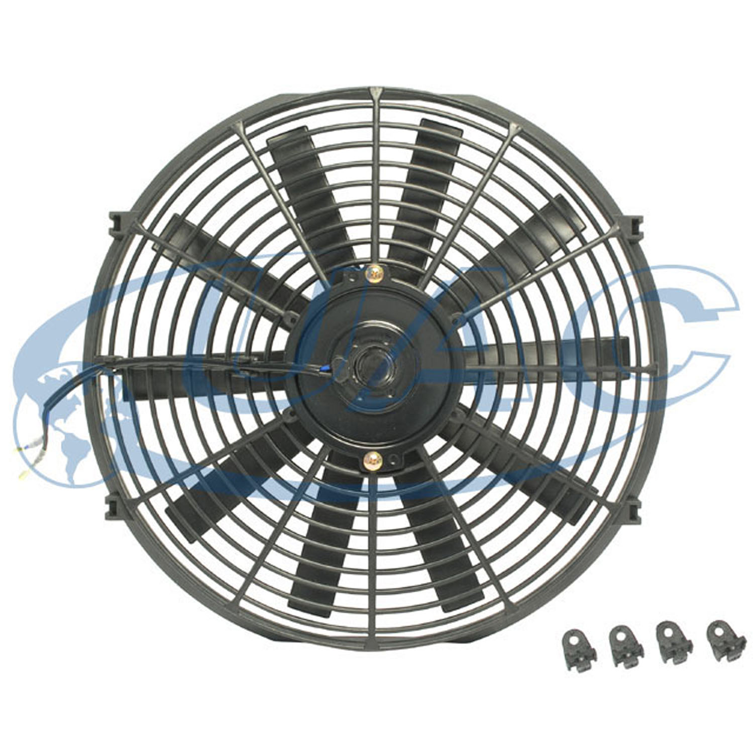 A/C Condenser Fan -- Condenser Fan