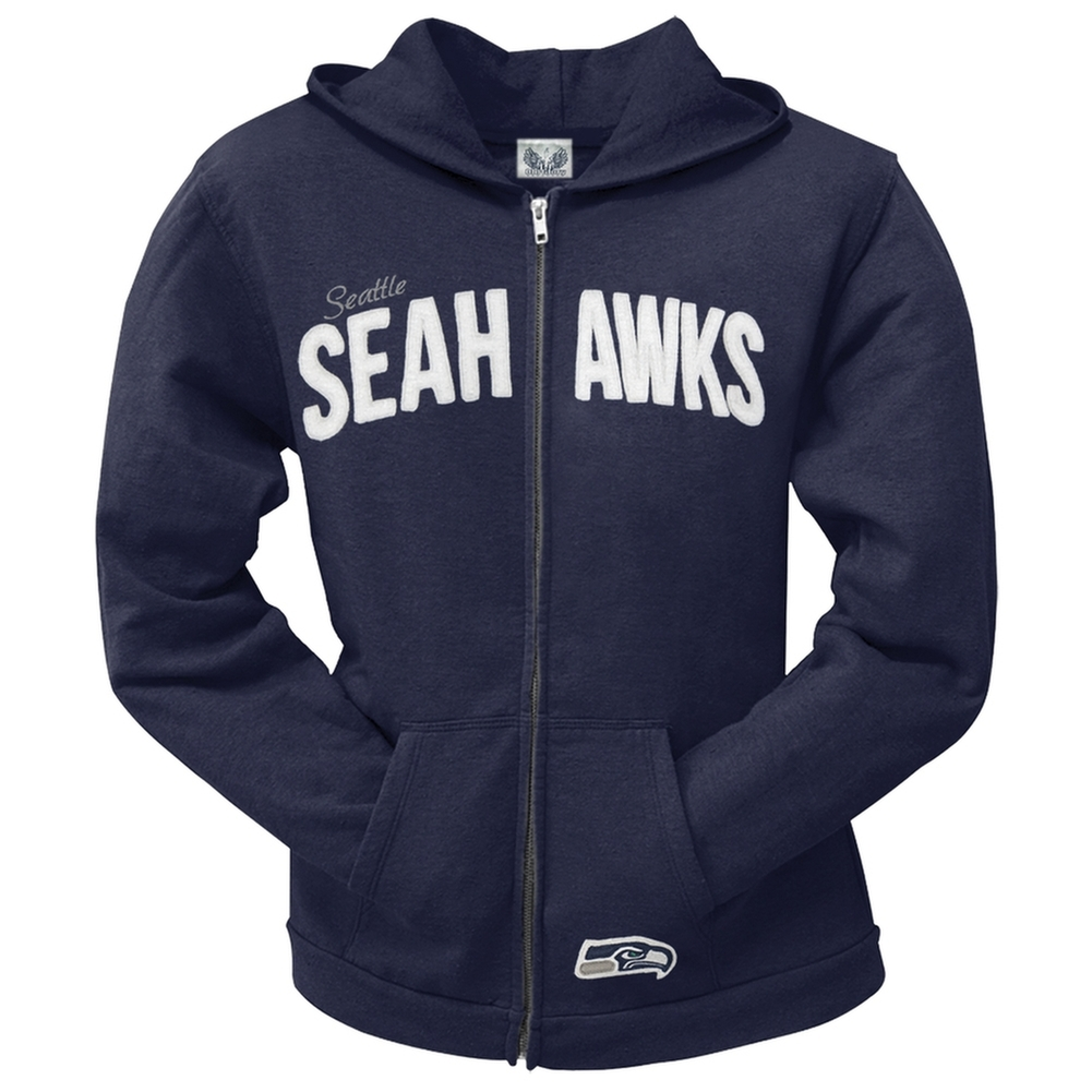 Seattle Seahawks - Pep Rally Premium Juniors Hoodie