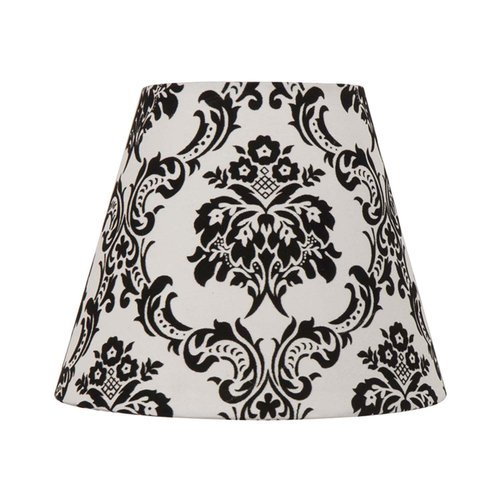 Lamp Shades At Walmart New Better Homes And Gardens Black And White Damask Lamp Shade Walmart