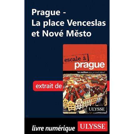 Prague - La place Venceslas et Nové Město - (Top Ten Places To Visit In Prague)
