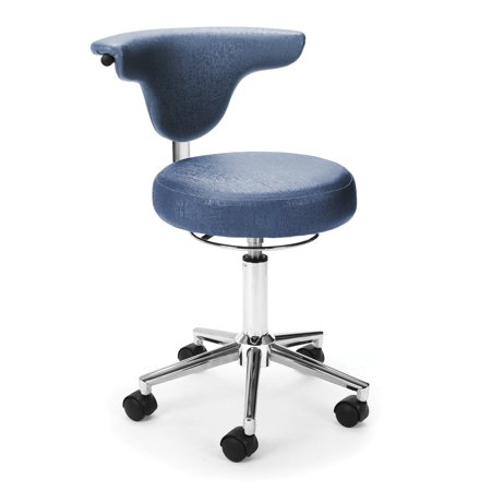 OFM Model E910 Anatomy Chair with High Grade Vinyl, Slate