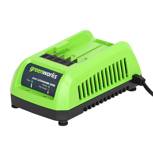 Greenworks 29862 24V Lithium-Ion Battery Charger