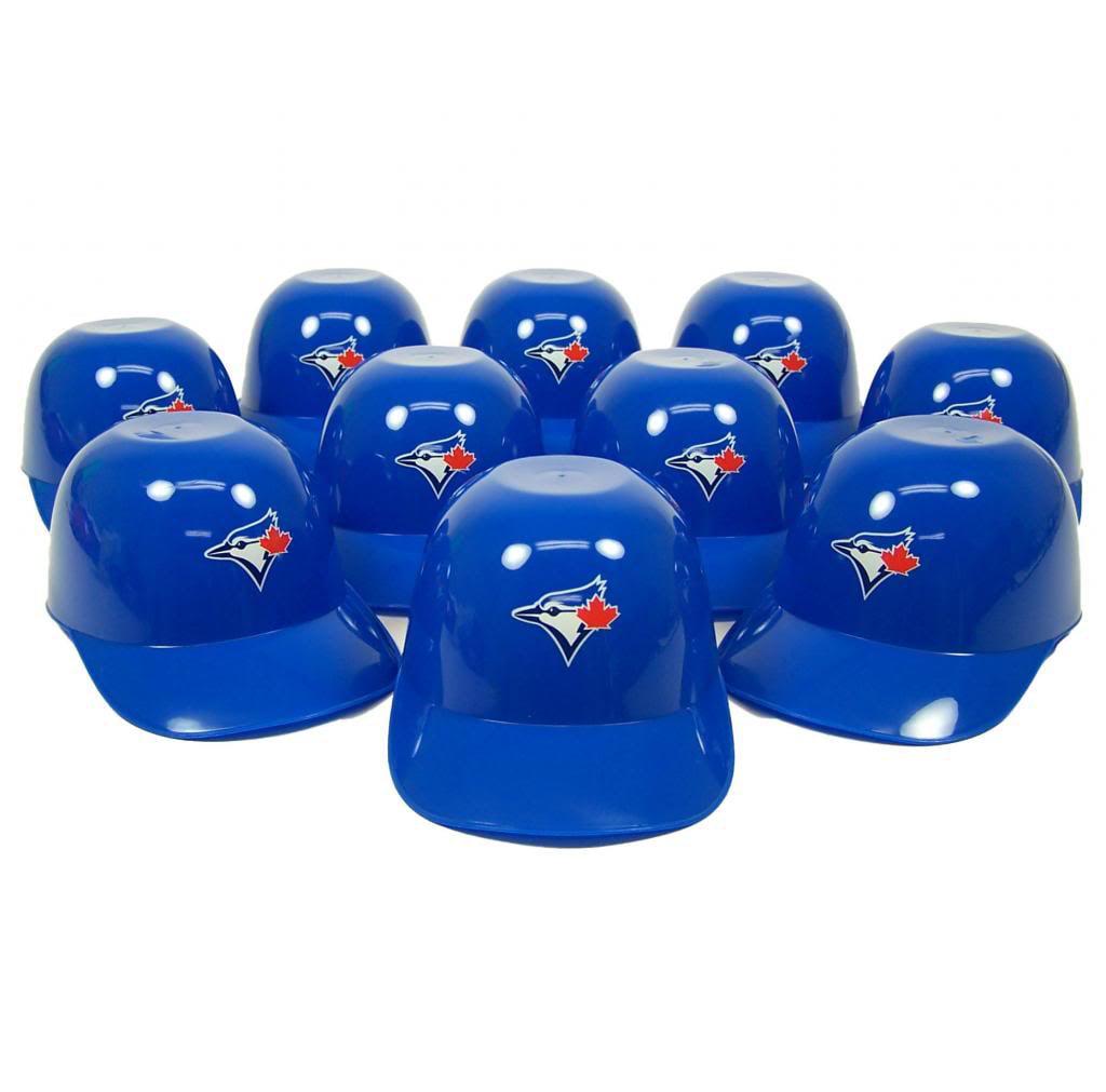 Toronto blue jays christmas ornament - Toronto Blue Jays Official Mlb 8oz Mini Baseball Helmet Ice Cream Snack Bowls 10