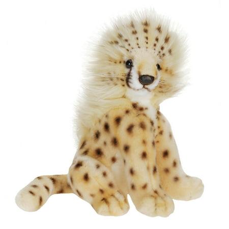 Stuffed Cheetah - Hansa Cheetah Cub, 8