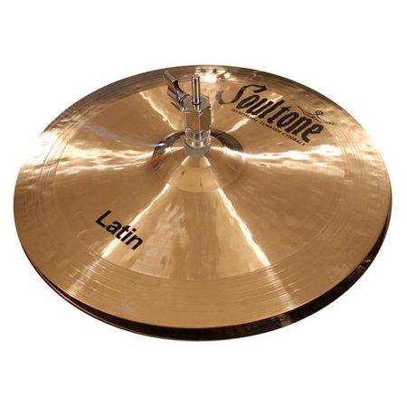 Soultone Cymbals LTN-HHTB13 13 in. Latin Hi Hat