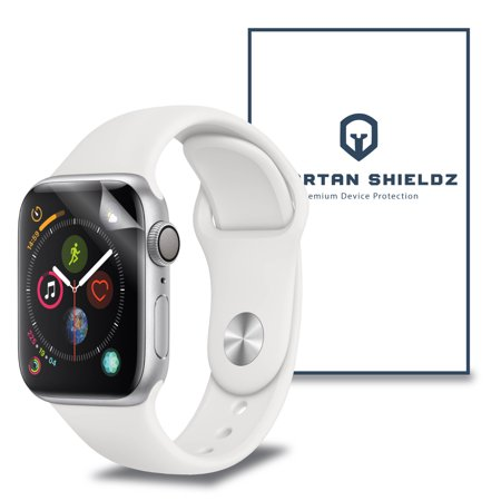 6X - Spartan Shield Premium HD Screen Protector For Apple Watch 40mm - 6X for $<!---->