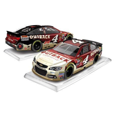 Action Racing Kevin Harvick 2015  4 Outback Steakhouse 1 64 Scale Die Cast Chevrolet Ss   No Size