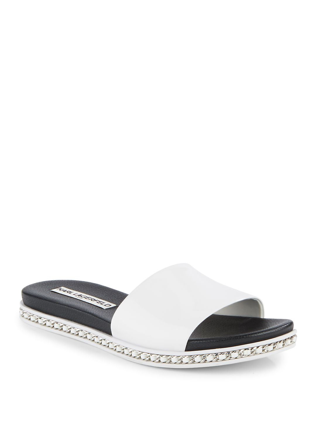 Billi Leather Slides